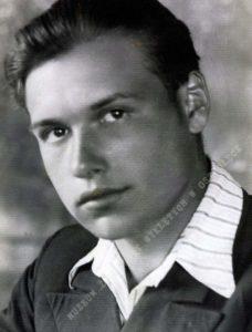 Tadeusz Narkiewicz – 1943 rok