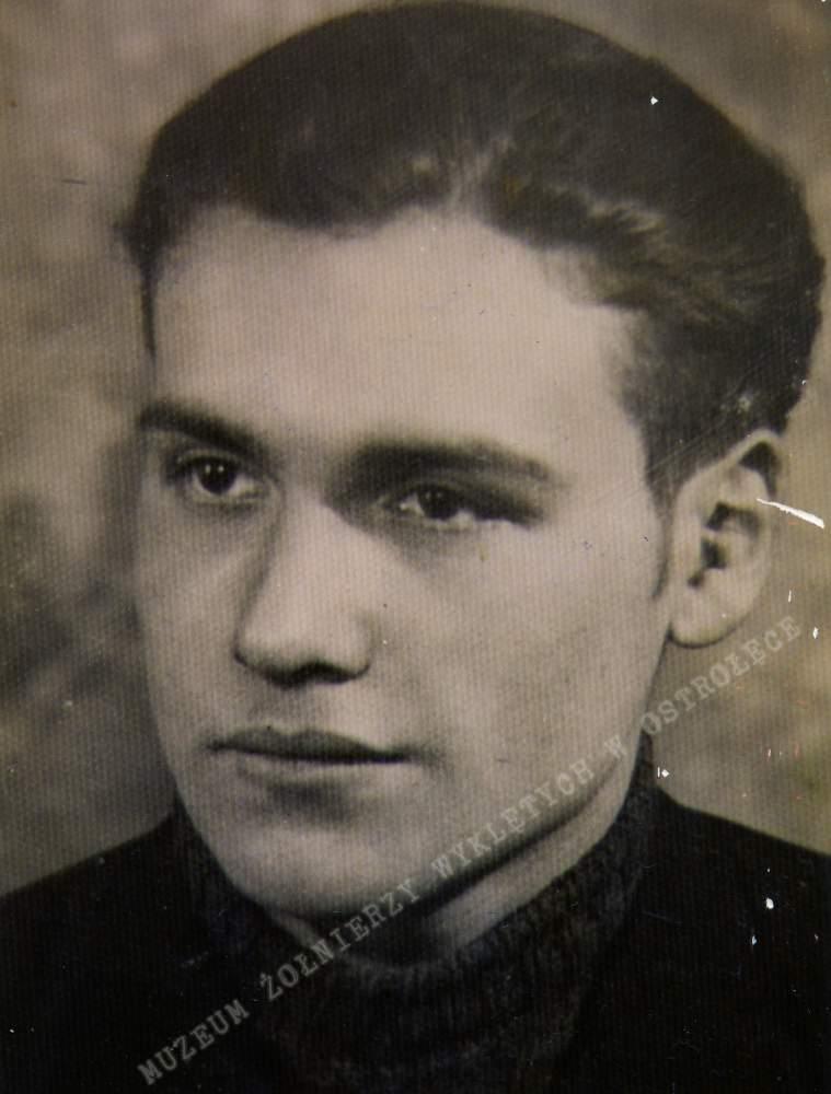Tadeusz Narkiewicz – 1945 rok